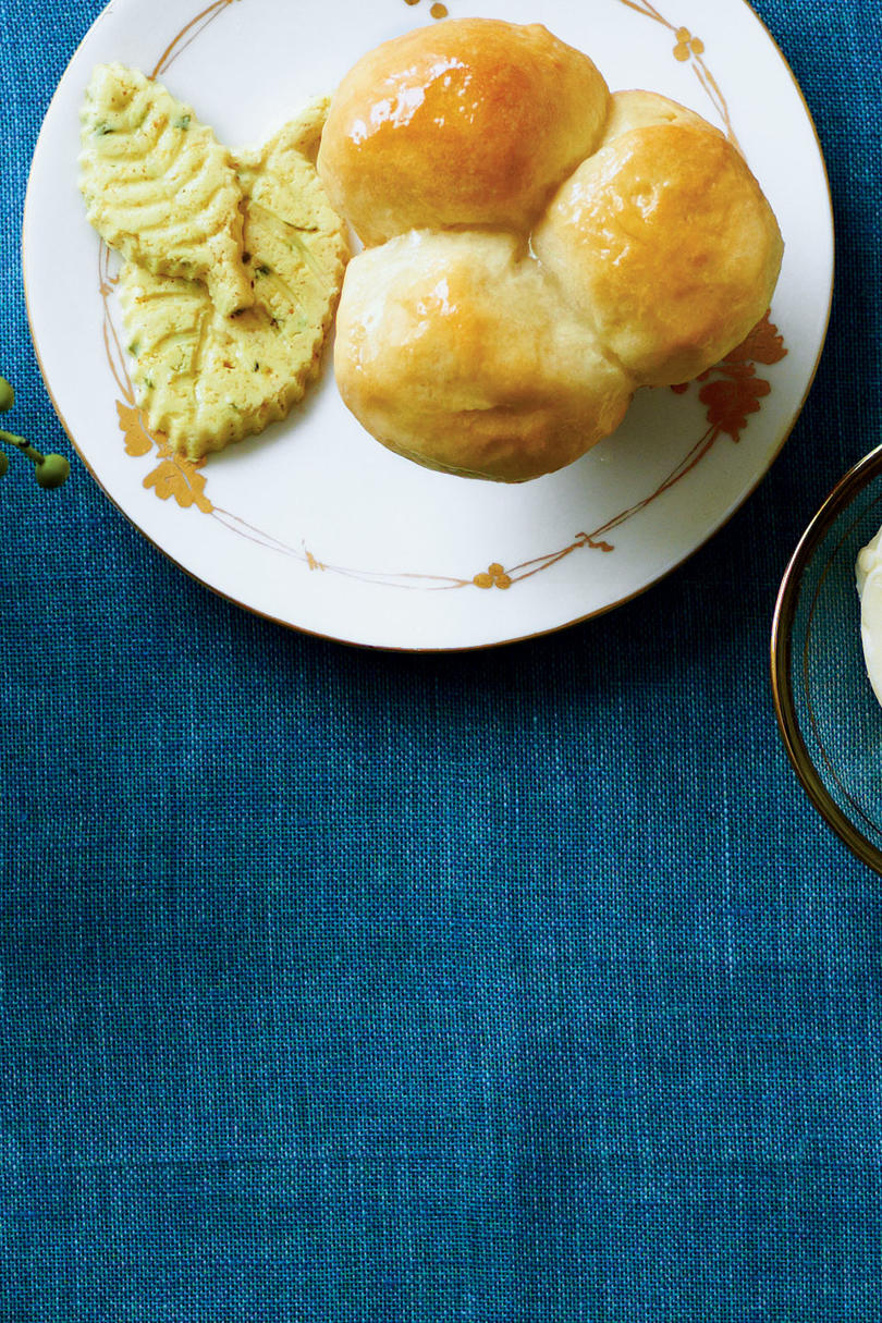 6 Fancy Flavored Butter Recipes - Southern Living