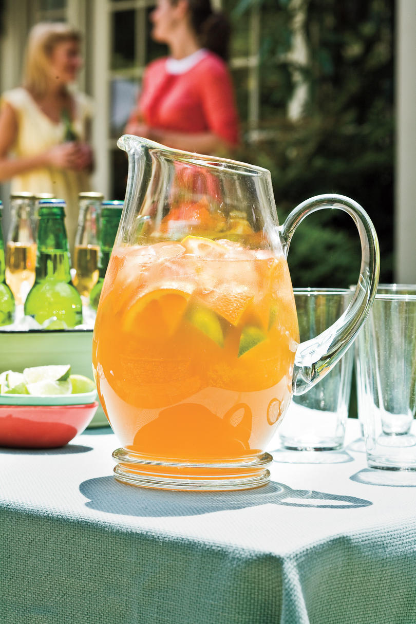 Refreshing Southern Sweet Tea Recipes - Southern Living