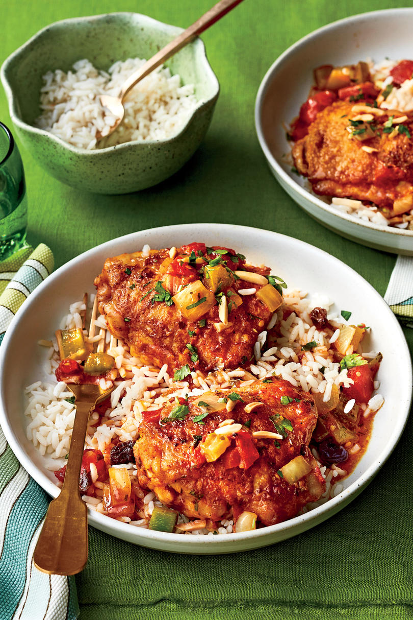 25 Easy Sunday Dinner Ideas With Chicken - Southern Living