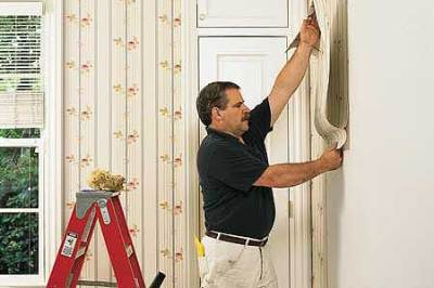 How to Hang Wallpaper | This Old House