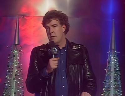 Jeremy Clarkson - Robot Wars Wiki - Robot Wars Extreme, BBC