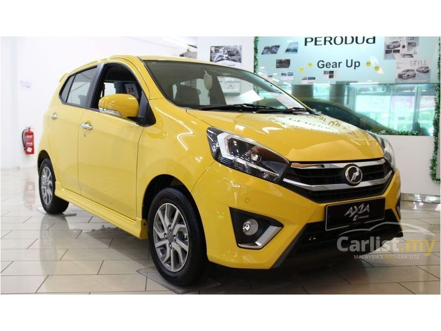 Perodua Axia 2018 Advance 1.0 in Selangor Automatic Hatchback Yellow for RM 40,485 - 4453361 ...