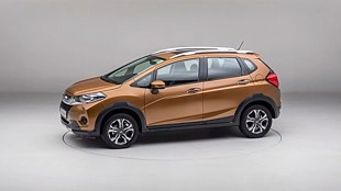 Honda WR-V Price (GST Rates), Images, Mileage, Colours - CarWale