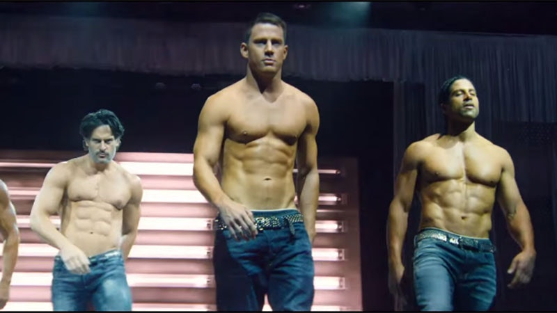 Is  Magic Mike XXL  Based On A True Story  Channing Tatum s Stripper     Is  Magic Mike XXL  Based On A True Story  Channing Tatum s Stripper Past  Influenced The Sexy Sequel