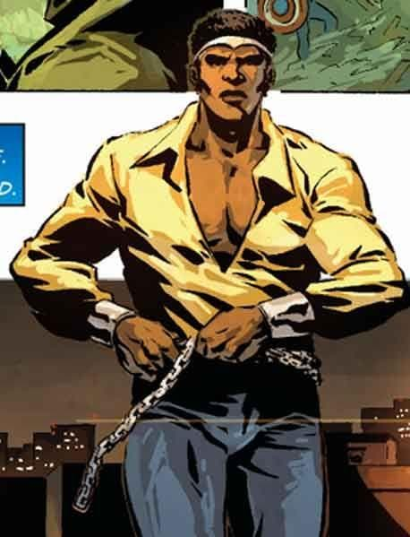 Luke Cage Backstory  Everything You Need to Know About His Character Archie Goodwin Created Luke Ca    is listed  or ranked  3 on