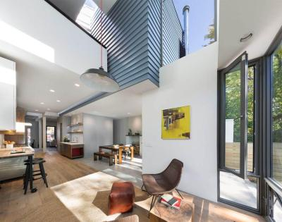 Noroof Architects' Bed-Stuy porcHouse re-imagines the ...