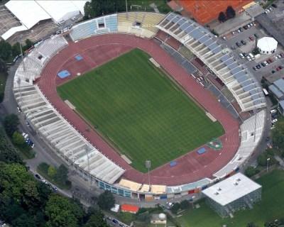 Stade olympique de la Pontaise - Info-stades