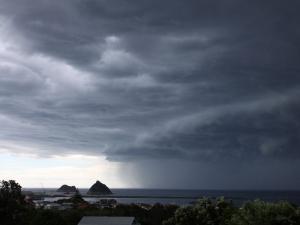 Storm in New Plymouth follows tornado | infonews.co.nz New Zealand's local news community