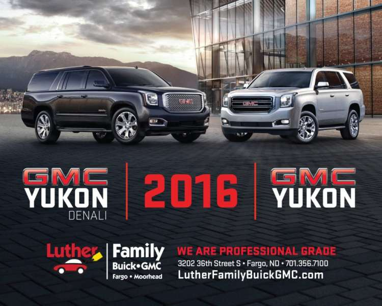 Luther Family Buick GMC     In House Advertising Luther Family Buick GMC   In House Advertising