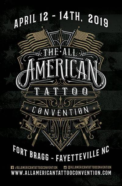 All American Tattoo Convention 2019