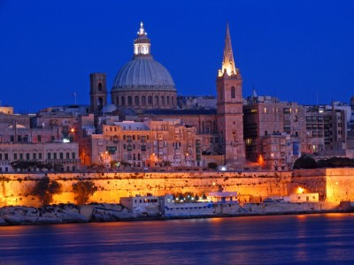 Valletta, Malta, Beautiful City with Baroque Architecture - InspirationSeek.com