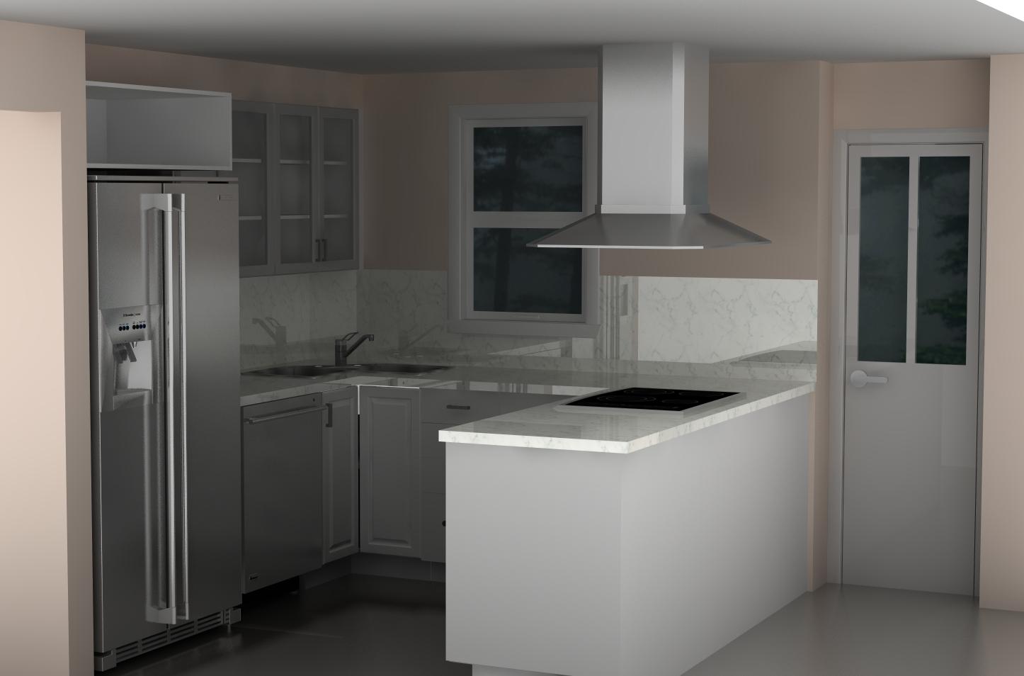 ikea kitchen designers small kitchens secrets ikea kitchen ideas 2 Five small kitchen ideas from IKEA