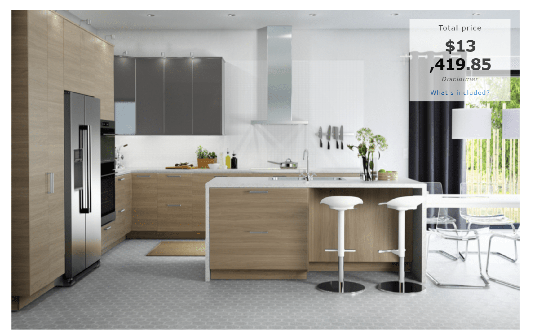 how much will an ikea kitchen cost kitchen remodel cost