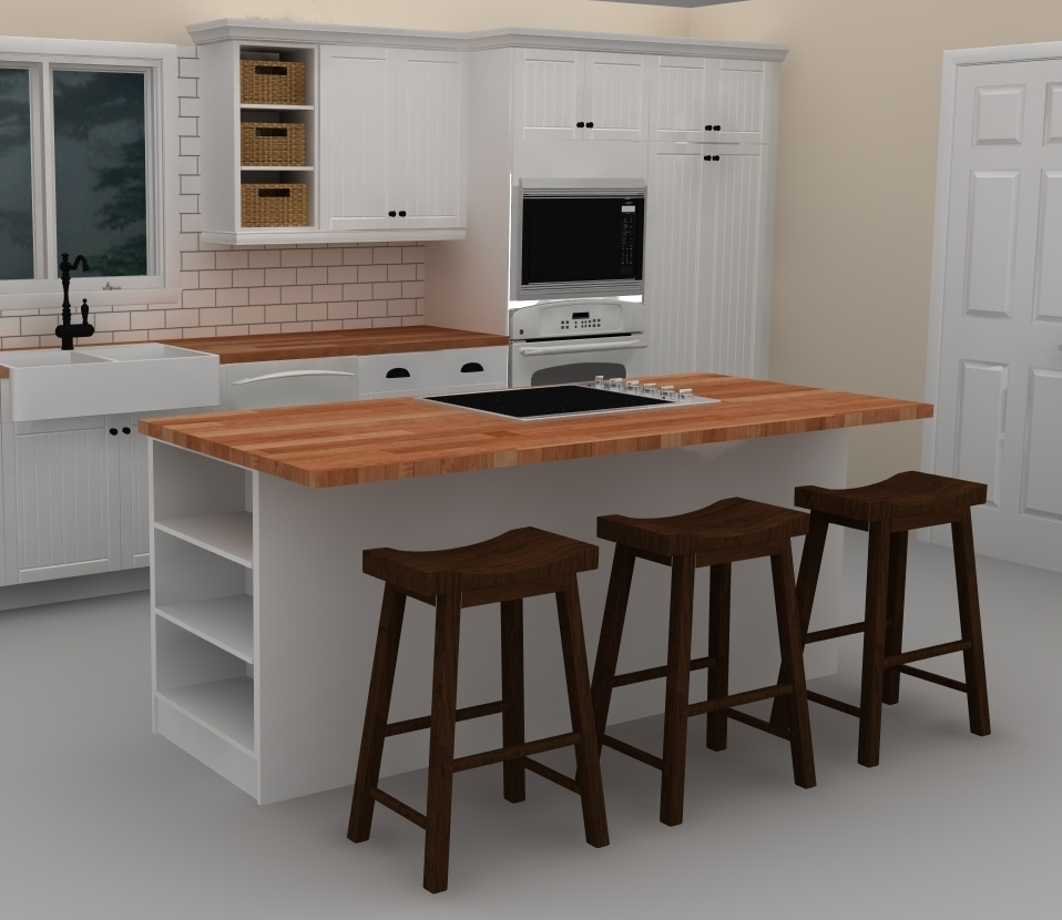 ikea kitchen designers small kitchens secrets ikea kitchen design 4 Can you fit an island into your small IKEA kitchen A handy guide