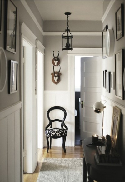 Best decorating ideas for small hallways - Interior design