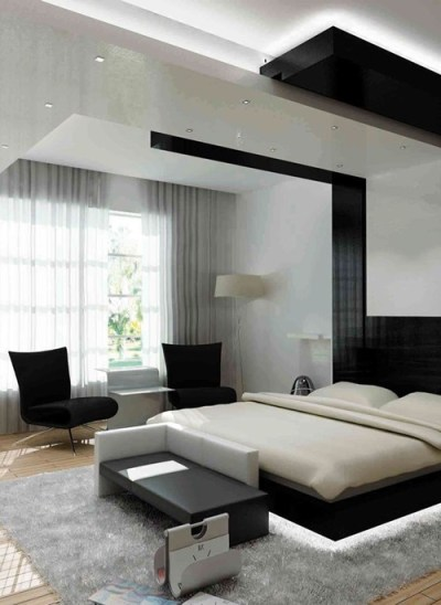 Unique and Inviting Modern bedroom Design Ideas - Interior design