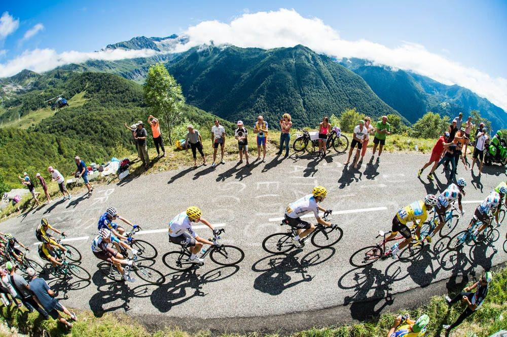 Tour de France 2018 route revealed     In the Bunch Tour de France route revealed