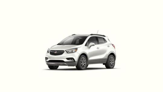 McAllen Dealership   South Texas Buick GMC 2018 Buick Encore Vehicle Photo in McAllen  TX 78501