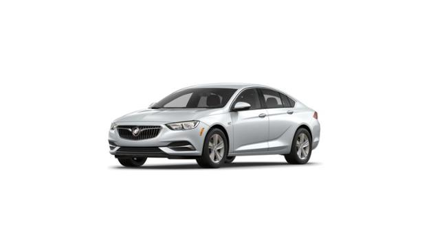 New Gan Silver 2018 Buick Regal Sportback Preferred FWD for Sale     2018 Buick Regal Sportback Vehicle Photo in Columbia  SC 29212
