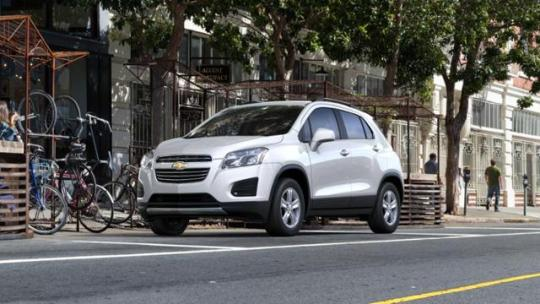 2016 Chevrolet Trax for sale in Atlantic City   KL7CJLSB1GB508161     2016 Chevrolet Trax Vehicle Photo in Atlantic City  NJ 08401