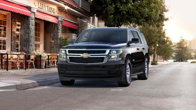 Used Black 2017 Chevrolet Tahoe 4WD LT for Sale Columbia  SC   Love     2017 Chevrolet Tahoe Vehicle Photo in Columbia  SC 29212