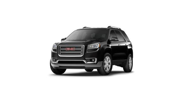 Used Black 2016 GMC Acadia FWD SLT 1 for Sale Columbia  SC   Love     2016 GMC Acadia Vehicle Photo in Columbia  SC 29212