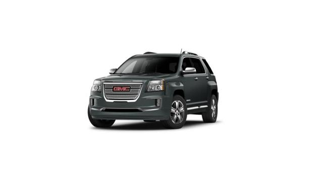 Test Drive this 2017 Graphite Gray Metallic GMC Terrain at Laura     2017 GMC Terrain Vehicle Photo in Collinsville  IL 62234