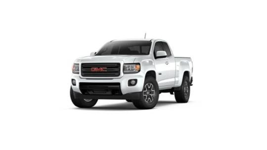 New 2018 Summit White GMC Canyon For Sale   Todd Wenzel Buick GMC of     2018 GMC Canyon Vehicle Photo in Westland  MI 48185