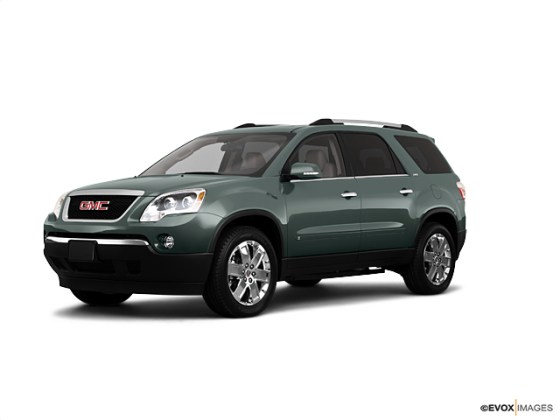 2010 GMC Acadia for sale at INFINITI of Memphis   INFINITI dealer     2010 GMC Acadia Vehicle Photo in Memphis  TN 38133