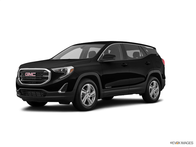 New 2018 GMC Terrain in Henrietta NY   Patrick Buick GMC   Used Car     Terrain SL Ebony Twilight Metallic