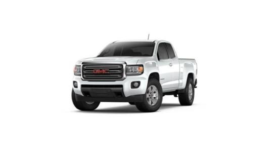 New 2018 Summit White GMC Canyon For Sale at Todd Wenzel Buick GMC     2018 GMC Canyon Vehicle Photo in Westland  MI 48185