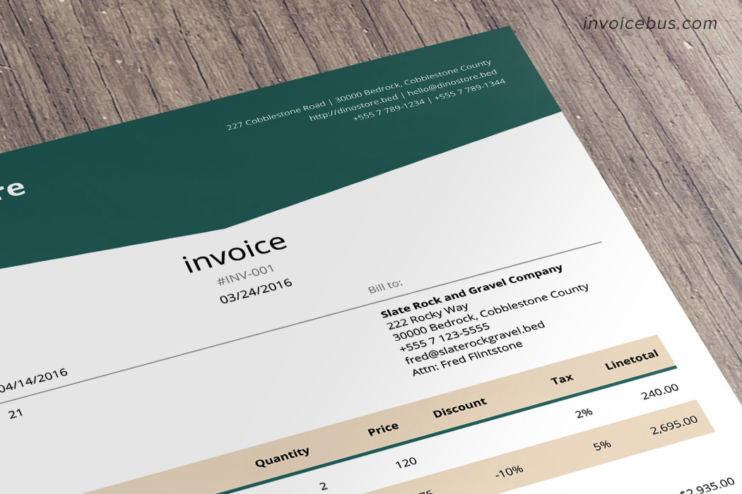 HTML Invoice Template   Lope HTML Invoice Template Lope 0 HTML Invoice Template Lope 1