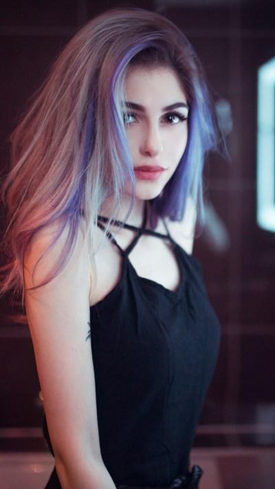 Galina-Rover-Beautiful-Girl-HD-iPhone-Wallpaper - iPhone Wallpapers