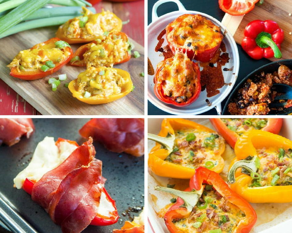 How to Make Stuffed Peppers: 23 Easy Stuffed Bell Peppers | RecipeLion.com