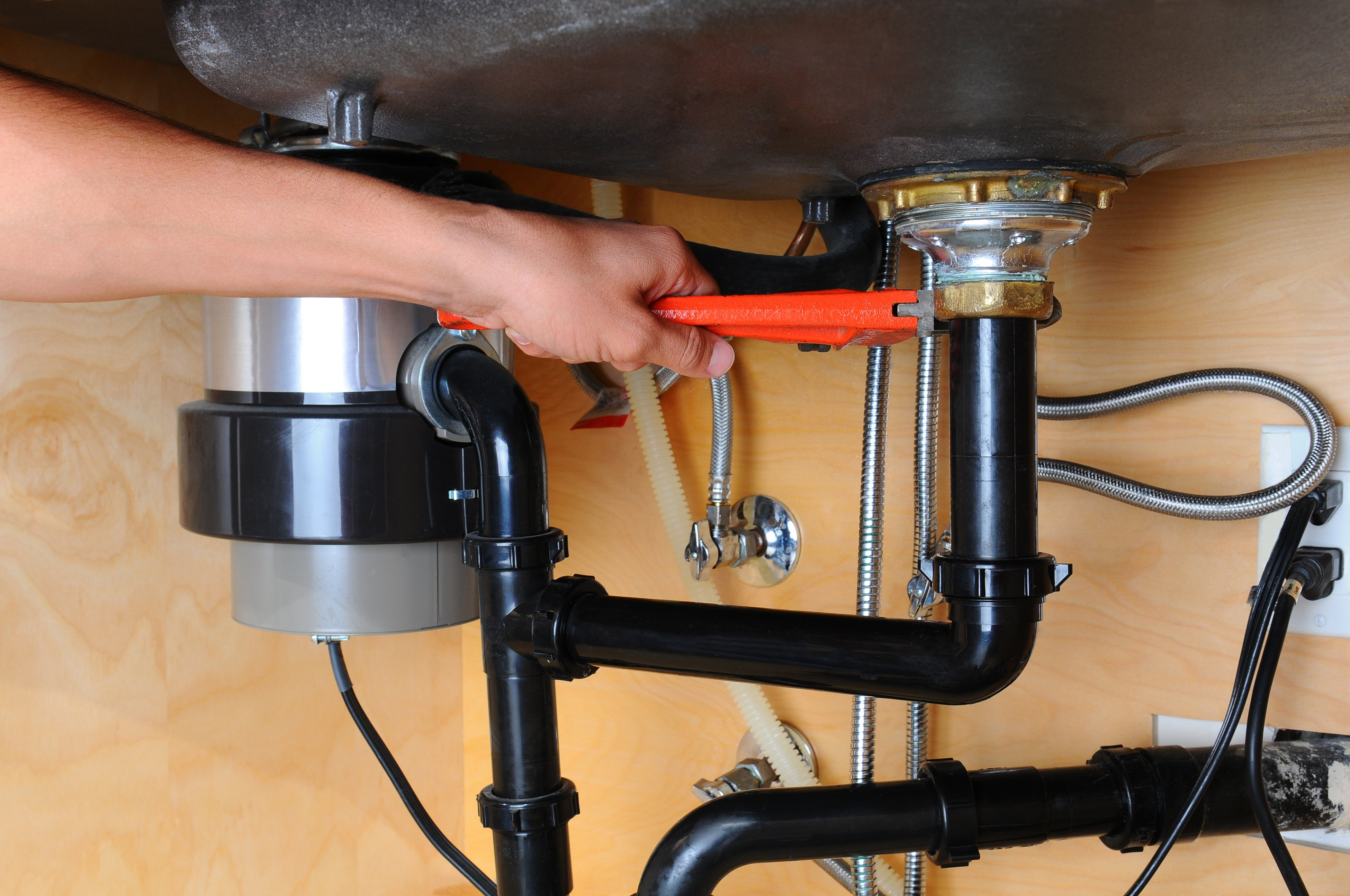 how to unclog a kitchen sink that has garbage disposal unclog kitchen sink Fix Clogged Kitchen Sink Garbage Disposal Best Ideas