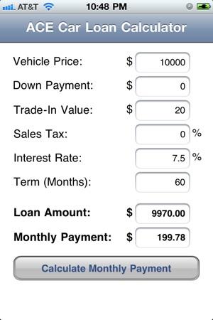 Calculate Car Loan | Best Cars Modified Dur A Flex
