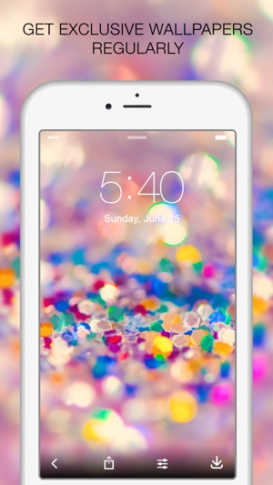 ‎Glitter Wallpapers & Glitter Backgrounds on the App Store