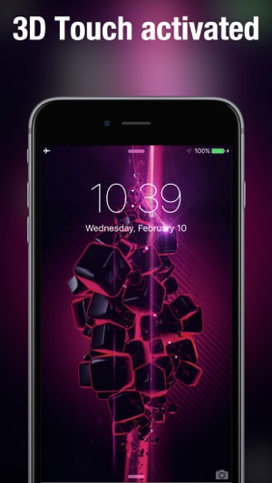 Dynamic wallpapers & themes on the App Store