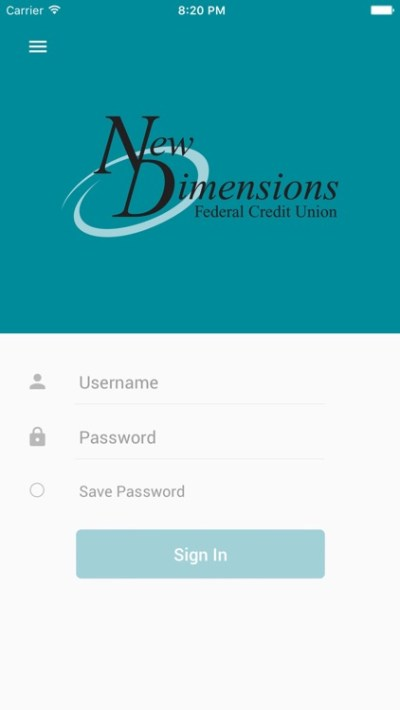 NDFCU Mobile Access by New Dimensions Federal Credit Union