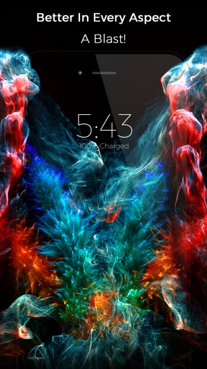 ‎Nebula - Live Wallpapers on the App Store