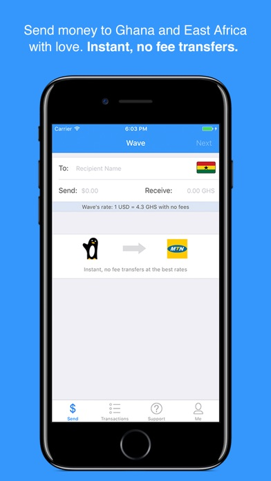 Wave - Send Money to Africa - App Store revenue & download estimates - US