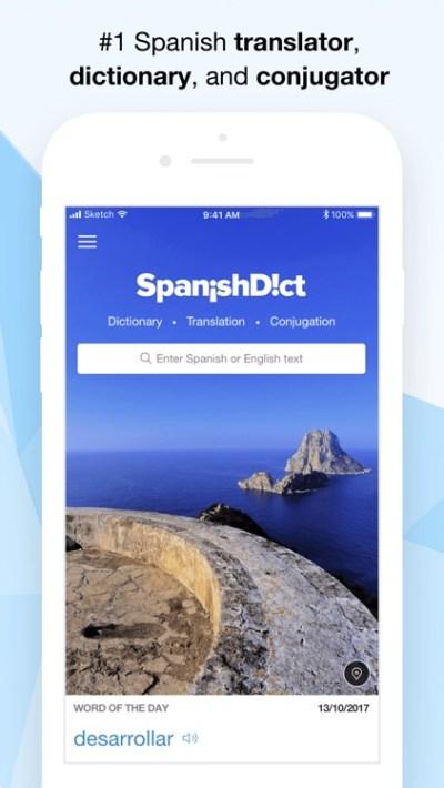 SpanishDict Translator by Curiosity Media