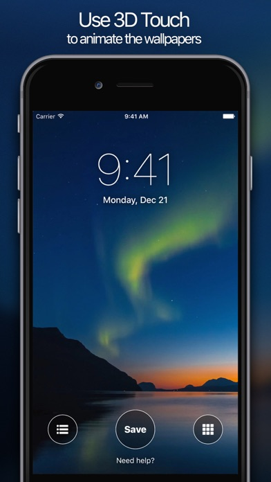 Live Wallpapers for iPhone 6s and 6s Plus App Download - Android APK