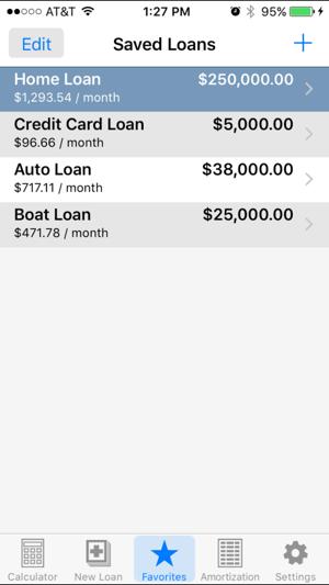 Loan Calculator Pro on the App Store