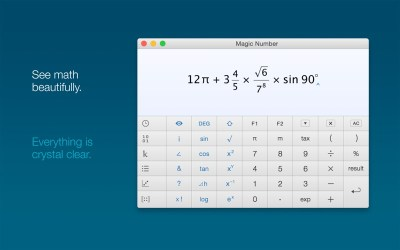 Magic Number – The Calculator DMG Cracked for Mac Free Download