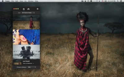 Wallpaper by Behance on the Mac App Store