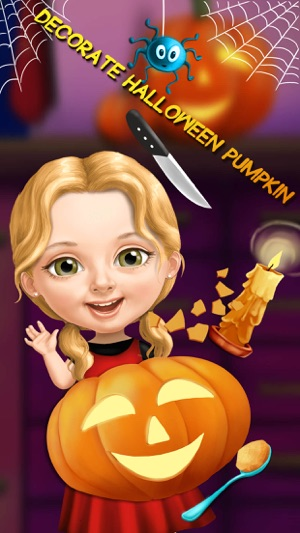 Sweet Baby Girl Halloween Fun - Spooky Makeover & Dress Up Party on the App Store