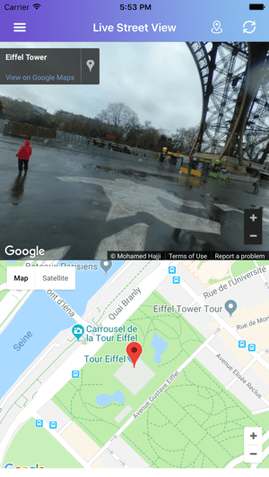 Street View Maps Live on the App Store  Street View Maps Live on the App Store