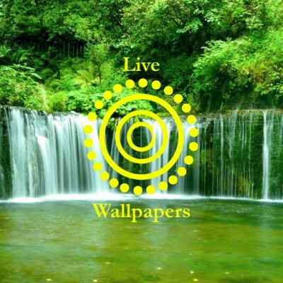 Waterfall Live Wallpapers - Animated Wallpapers For Home Screen & Lock Screen Bei Pastime Gaming