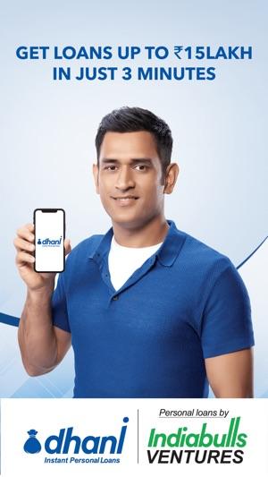 Indiabulls Dhani,Phone Se Loan on the App Store